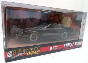 Details about Knight Rider ~ KITT ~ K I T T  ~ Metals Die Cast Car ~  Hollywood Rides