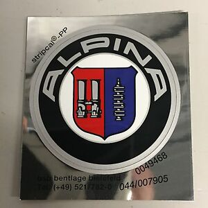 En Herbe 4x Genuine Bmw Alloy Wheel Center Hub Insignes Alpina Stickers 51 Mm Diamètre Rare-afficher Le Titre D'origine Apparence Attractive