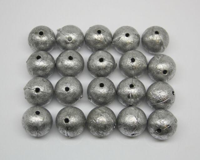Ball Sinkers size 0 1 2 3 4 5 6 7 8 9 10, 2g - 130g, Bulk Packs, Mixed Packs