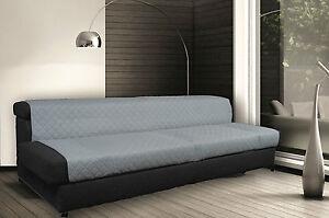 Copridivano 4 posti per divano SENZA BRACCIOLI, anche per divani ...