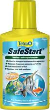 TETRA SAFESTART SAFE START 50ML LIVE FISH  BACTERIA