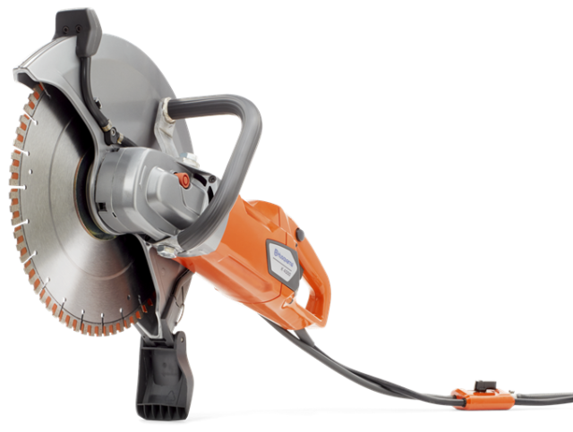 """Husqvarna K4000 14"""" Electric Cut Off Saw - New in Box, No Blade - replaces K3000"""