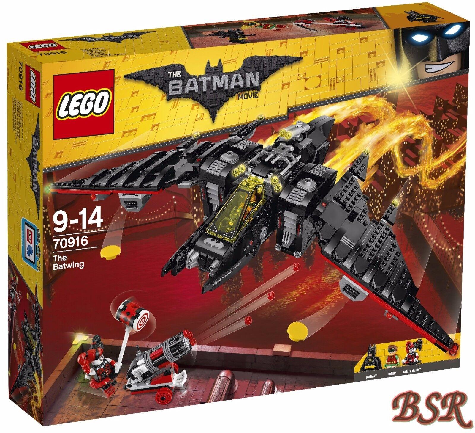 LEGO ® 70916 Batwing & 0.€ Spedizione NUOVO & OVP