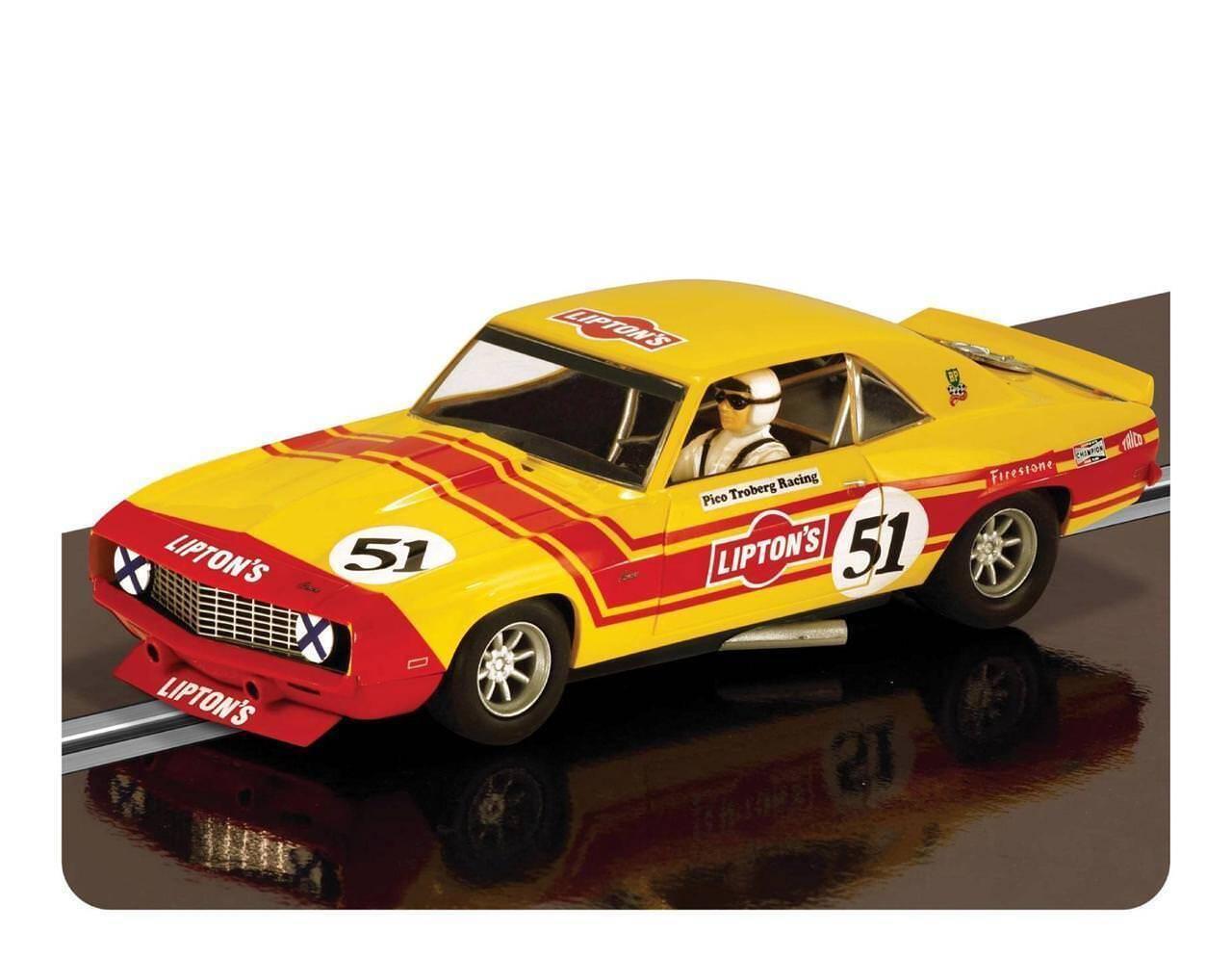 Scalextric - C3314 Chevrolet Camaro Pico Troberg Racing - NEW