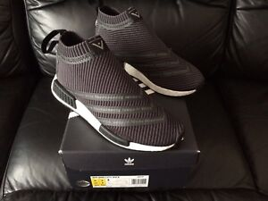1f9ebbffe ADIDAS X WHITE MOUNTAINEERING NMD CITY SOCK CS1 PK PRIMEKNIT SIZE UK ...
