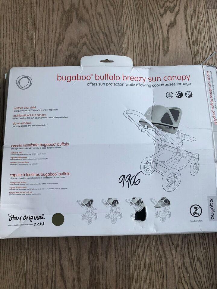 Kombivogn, Bugaboo Buffalo