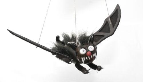 Flying Bat Vintage Wupper Airlines hanging decoration mobile
