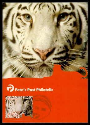 Clever Usa Mk Personal Stamp Tiger Private!! Maximumkarte Carte Maximum Card Mc Cm Ep07