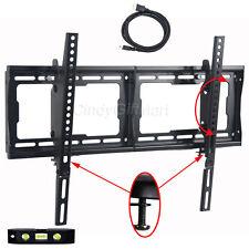 """Tilt TV Wall Mount Bracket for 39 40 42 46 47 50 55 60 65 70"""" LED Plasma LCD CSW"""