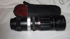 Vintae Sun Auto Tele- Zoom Lens F:4.8 F85-210MM W/Case
