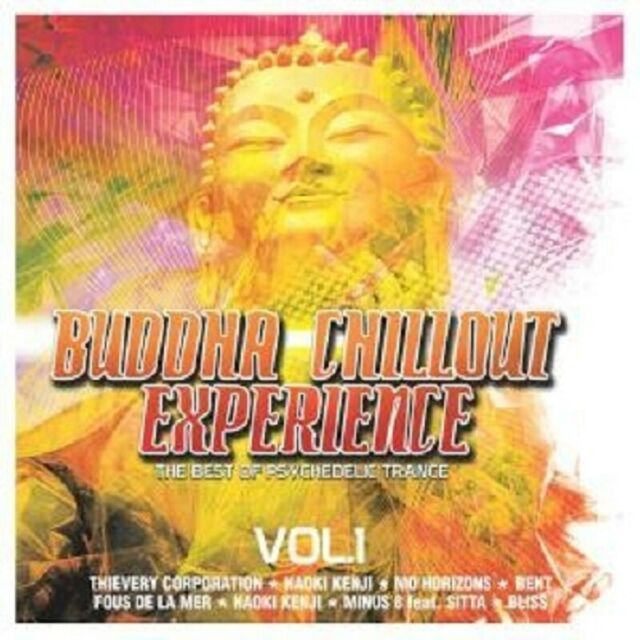 BUDDHA CHILLOUT EXPERIENCE VOL.1 2 CD ROGER SANCHEZ UVM