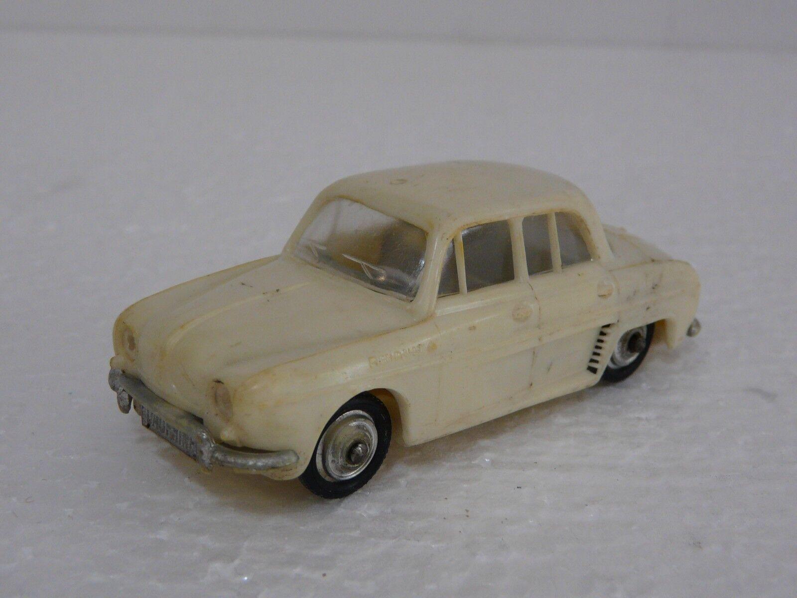 VINTAGE RARE RENAULT DAUPHINE Tbilissi No.2 jouet  voiture made in URSS  magasins d'usine