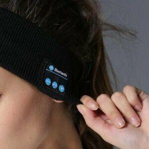 Wireless-Bluetooth-Headband-Sleep-Headset-Sport-Gym-Headphones-Earphones-QV