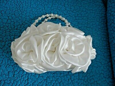 "Colto Wedding Tiara Da Warren York International, Anche Rosa Color Crema Borsa A Mano Mai Usato-also Cream Rose Hand Bag Never Used"" Data-mtsrclang=""it-it"" Href=""#"" Onclick=""return False;"">"