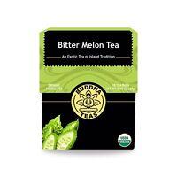 Organic Bitter Melon Tea - Kosher Caffeine Free Gmo-free - 18 B... Free Shipping