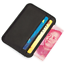Luxury Men Slim Wallet Money Clip Leather Cash Credit Card Holder RFID Blocking