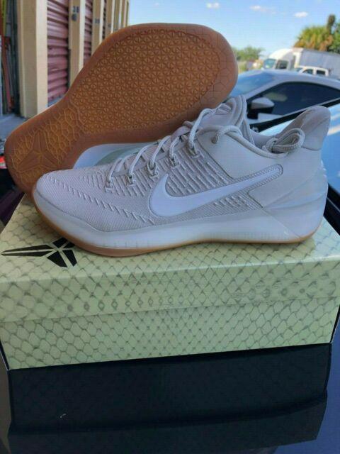 sports shoes 3ac22 c2a61 New Men's Nike Kobe A.D. 852425 011 Light Bone Basketball Shoes Size 8 8.5  14
