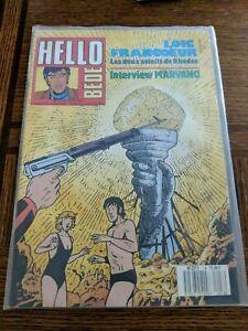 HELLO-BEDE-Comic-Magazine-BD-N-4-1990