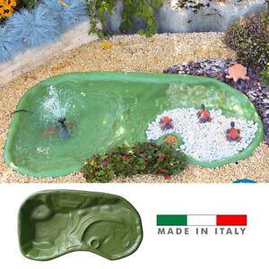 Laghetto tartarughe giardino termoformato vetroresina for Laghetto vetroresina