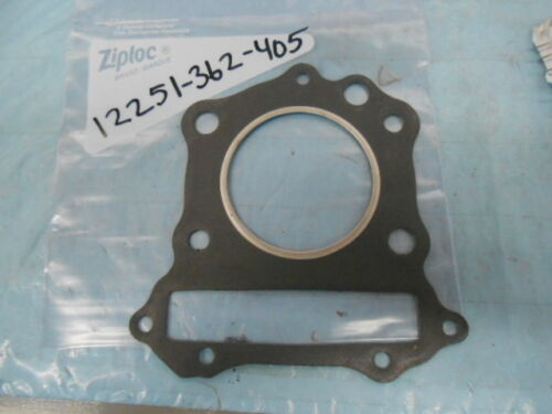NOS Honda Cylinder Head Gasket 1973-1978 XL175 12251-362-405