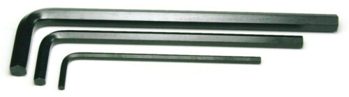 """QTY 25 Allen Key Hex Wrench Long Arm 3//8/"""" SAE Inch"""
