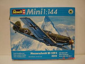 Revell-Model-Kit-4045-Messerschmitt-Bf-109E