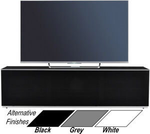 Details about Optimum Project Ortho Series 1600 TV Stand with Full Audio  Fabric For Up To 70