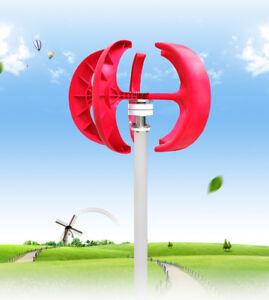 12V-300W-Windgenerator-Windrad-Vertikale-Windkraftanlage-WIND-TURBINE