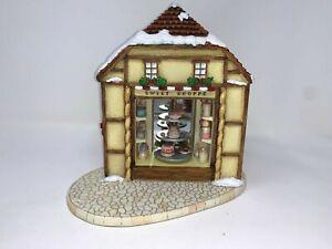 Goebel-Hummel-Christmas-Treat-2264-Bakery-Display-Sweet-Shoppe-1140-D-2007-Music