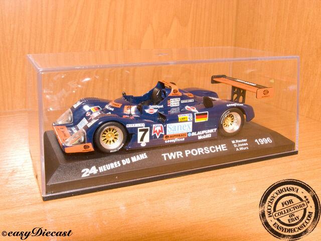 TWR Porsche 1:43 24 H. LE MANS 1996 REUTER-Wurz-Jones  7