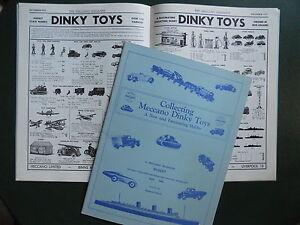 DINKY-TOYS-MECCANO-MAGAZINE-1928-1940-FAC-SIMILES-28-PAGES-NOIR-ET-BLANC