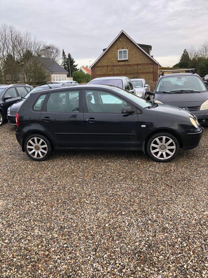 VW Polo 1,9 TDi 100 Diesel modelår 2005 km 365000 ABS True