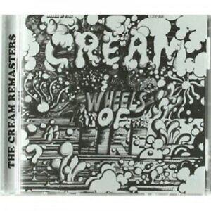 Cream-Wheels-Of-Fire-remastered-2-CD-13-tracks-mainstream-pop-rock-NUOVO