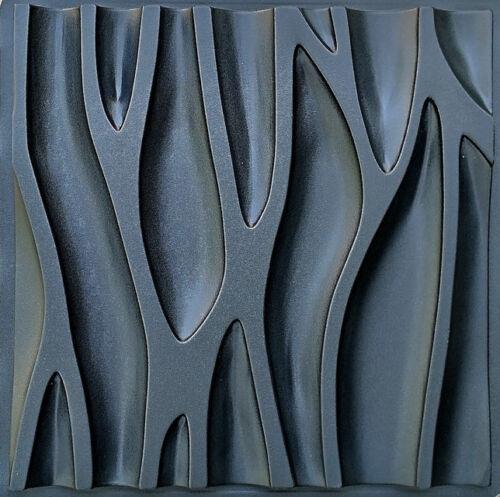 Kaskade Qualität Kunststoff Pressform zur Herstellung von 3D Dekor Wand-paneelen