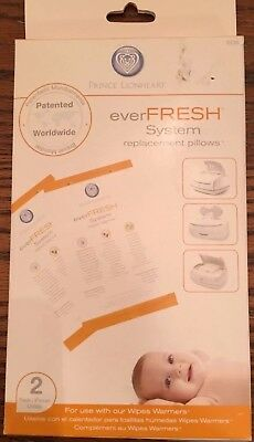 Prince Lionheart 0239 Everfresh System Pack Of 2 Replacement Pillows (2b2) Meticulous Dyeing Processes