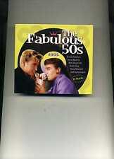 THE FABULOUS 50S 1955 - PERRY COMO EDDIE CALVERT ALMA COGAN DORIS DAY - NEW CD!!