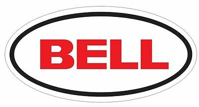 Bell Helmets Sticker R503 Racing Race Car