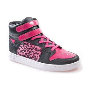Image is loading TUK-Slam-Sneaker-Leopard-Ladies-Size-UK7-EU40-