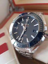 OMEGA Seamaster Planet Ocean Master Chronometer Blue Dial *UNWORN* RRP £4640