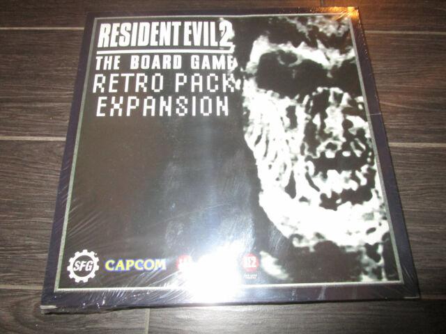 Fastship Resident Evil 2 Retro Pack Expansion Kickstarter EXCLUSIVE