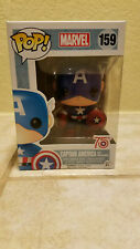 Funko POP Marvel Captain America Photon Shield #10128