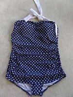 Girlhowdy Sandy Frock Halter Style 1pc Swimsuit Size 26w Girl Howdy