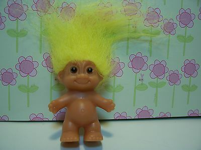 "NEW IN PACKAGE NAKED BABY 2/"" Russ Troll  Doll"