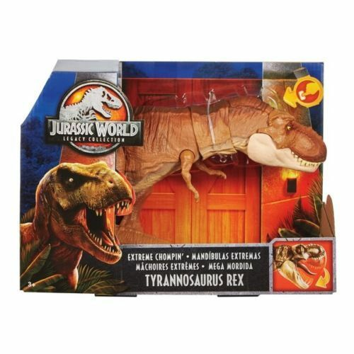 Jurassic World Legacy Collection Extreme Chompin Tyrannosaurus Rex 20  T-REX Toy