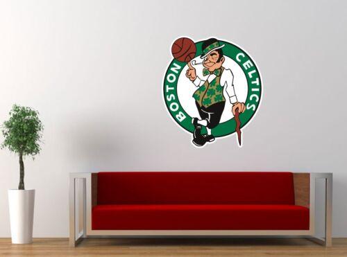 Boston Celtics Logo Vinyl Sticker Decal *SIZES* Cornhole Truck Wall Bumper