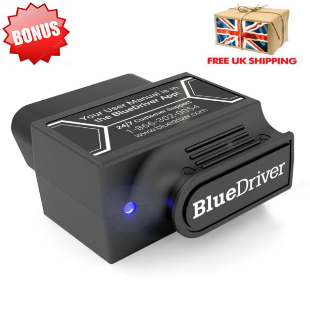 BlueDriver Bluetooth Professional OBDII Scan Tool for iPhone AppleAndroid device