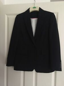 Principles-Ladies-NAVY-Suit-Jacket-Blazer-Size-8-UK
