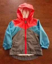 Toddler Boys Midweight Puffer Jacket Cat /& Jack Black Science Themed  Size 2T