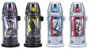 BANDAI-Ultraman-GEED-DX-Ultra-Capsule-Solid-Burning-Toy-Set-New-from-Japan