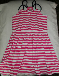 NEW-Gymboree-Stripes-and-Anchor-striped-knit-cotton-dress-NWOT-8